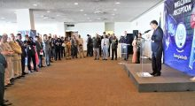 জাতিসংঘে 'সামরিক বাহিনী প্রধানদের সম্মেলন'র স্বাগত অনুষ্ঠান করল বাংলাদেশ