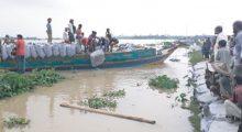 পানি প্রবেশ করছে 'বিবিয়ানা পাওয়ার প্লান্টে