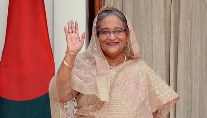 দেশের পথে প্রধানমন্ত্রী:বেইজিং বিমানবন্দরে লালগালিচা সংবর্ধনা: